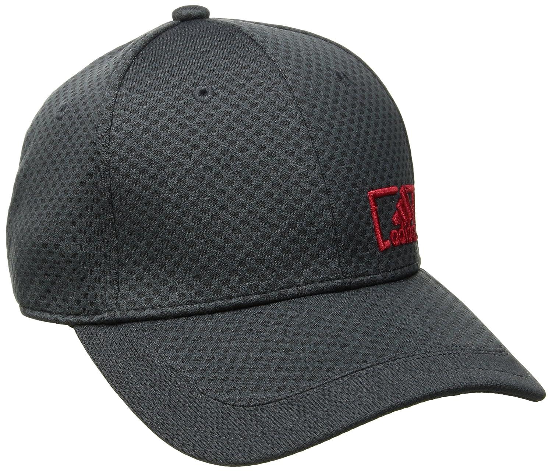 64e6552e82c65 Amazon.com  adidas Mens Amplifier Stretch Fit Structured Cap  Clothing