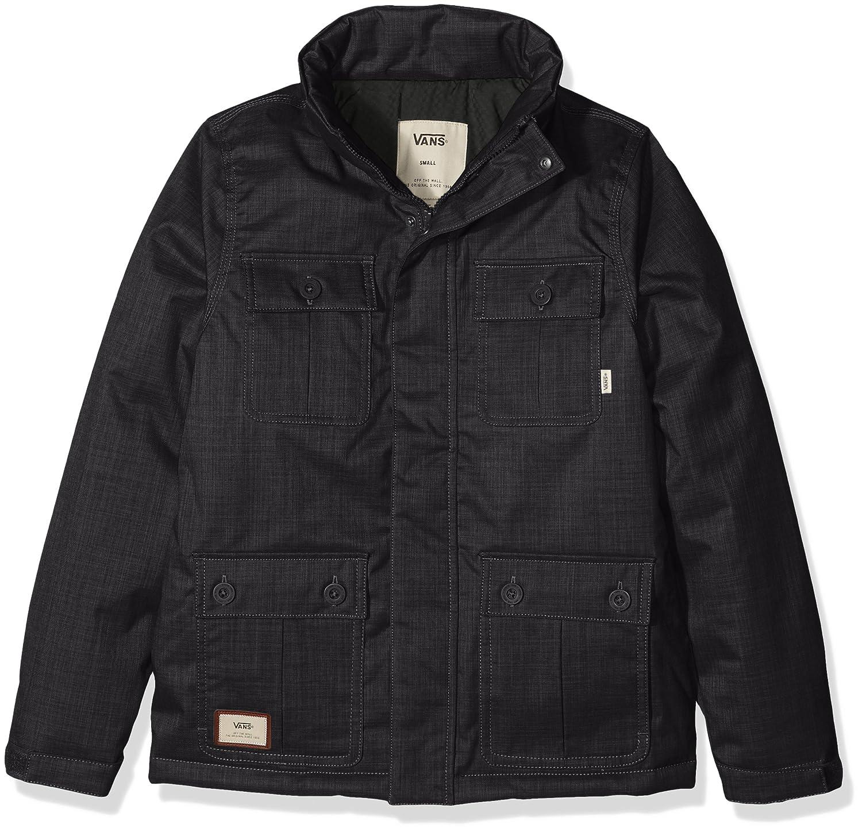 bb40a21f8b4ca5 Vans Boy s Mixter Ii Jacket  Amazon.co.uk  Clothing