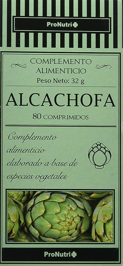 ProNutri Alcachofa - 3 Paquetes de 80 Cápsulas