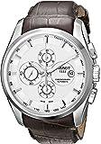 Tissot Men's T0356271603100 Couturier White Chronograph Dial Watch