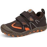 Mishansha Zapatillas de Running Niño Niña Botas de Senderismo Transpirables Antideslizante Calzado Montaña