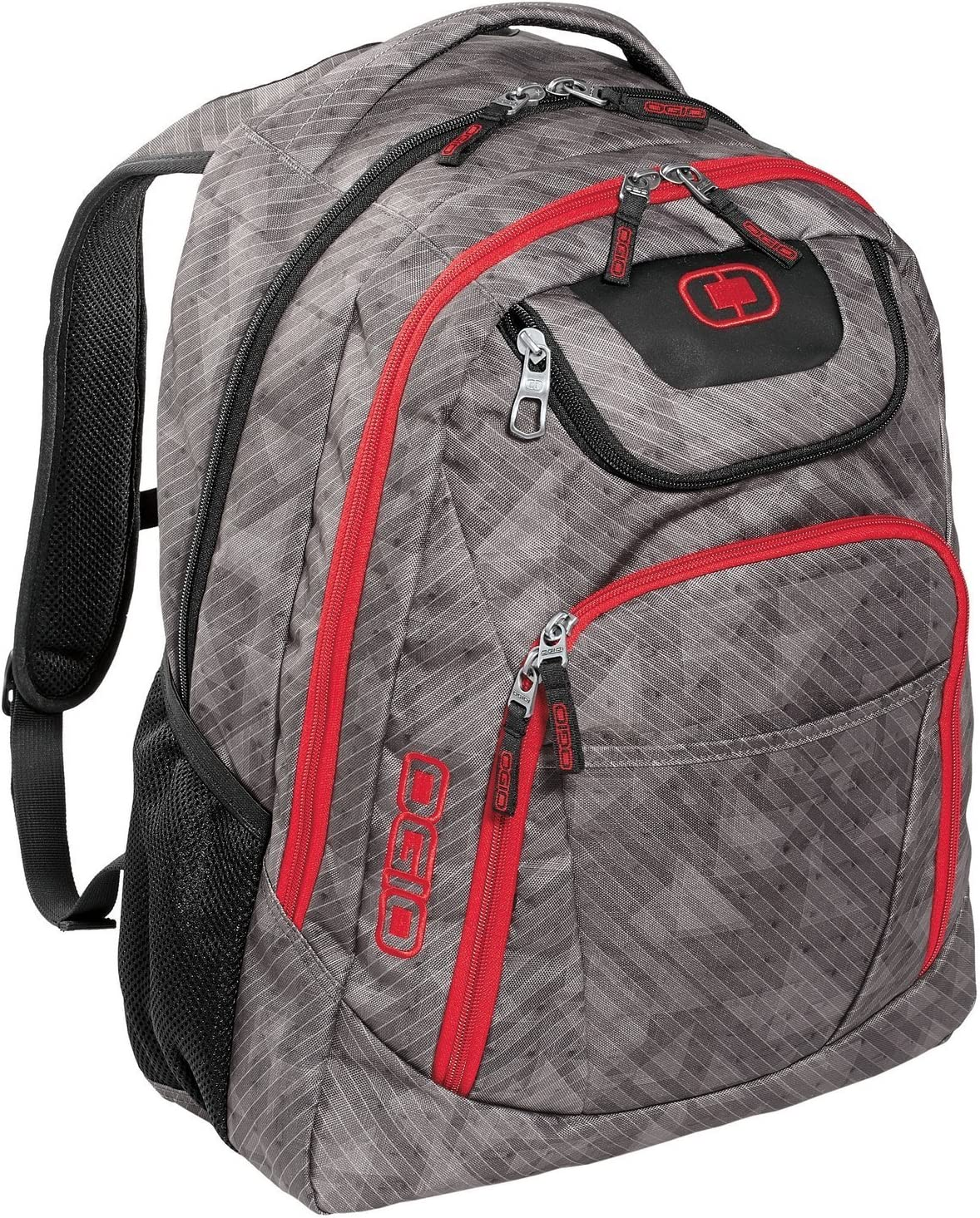 "OGIO 411069 - Cynderfunk/Red Business Excelsior 17"" Laptop Backpack/Rucksack, Cynderfunk/Red"