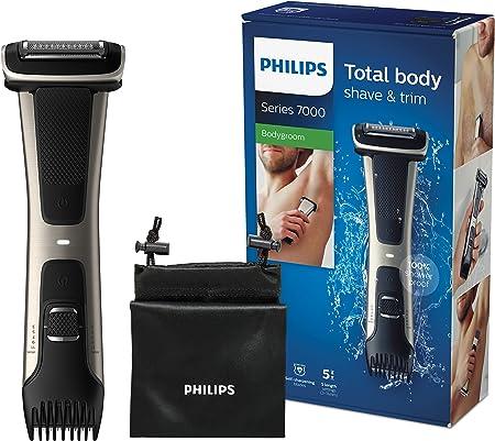 Recorte o afeitado de cualquier zona del cuerpo con seguridad y una herramienta,Se adapta a los cont