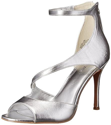 57f08c7c6ef Nine West Women s Festivitie Heeled Sandal