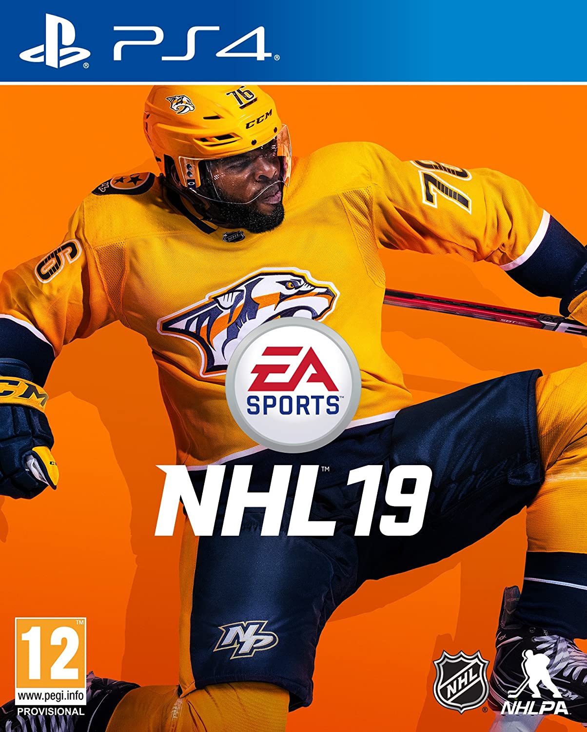 NHL 19 (Xbox One)  Amazon.co.uk  PC   Video Games 7f450a285