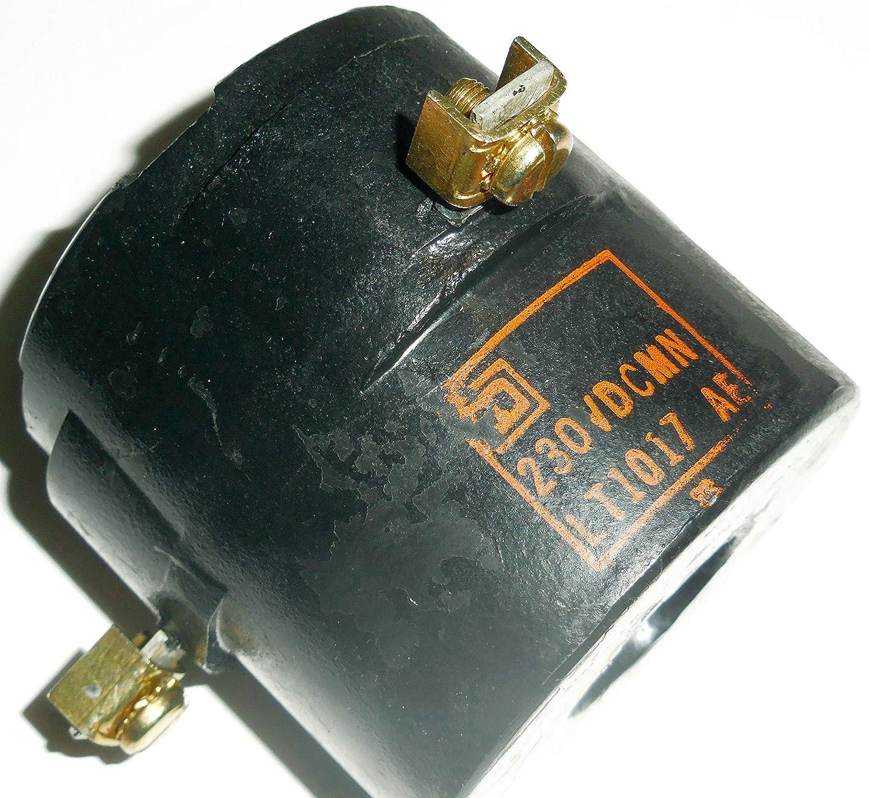 Square D Schneider Elec LT-1017-AE Contactor DC Current Transformer Coil 230VDC