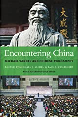 Encountering China: Michael Sandel and Chinese Philosophy Kindle Edition