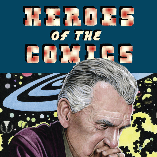 Heroes of the Comics (Issues) (2 Book Series)