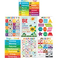 The World of Eric Carle |Early Learning Poster Set | 7 Posters