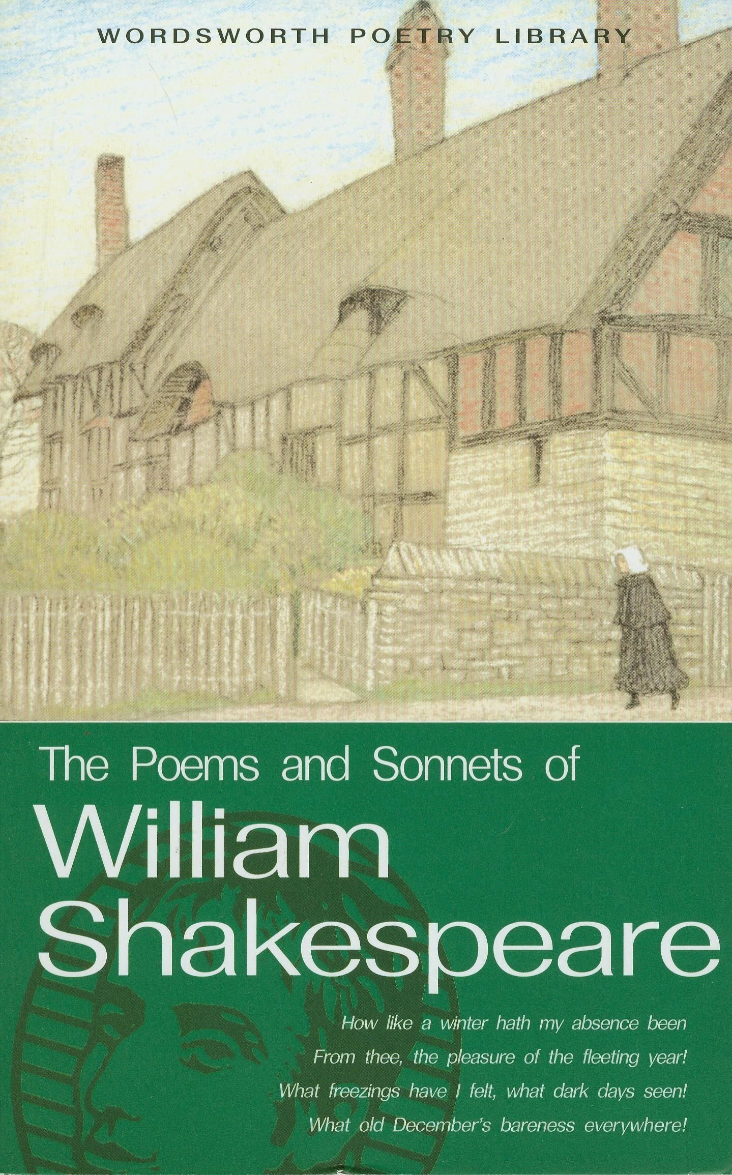 Buy The Poems and Sonnets of William Shakespeare (Wordsworth Poetry  Library) Book Online at Low Prices in India | The Poems and Sonnets of  William ...