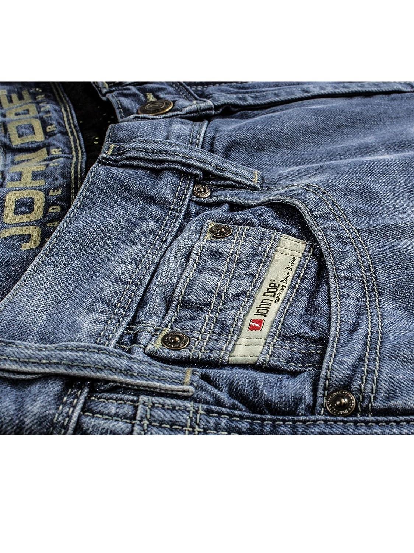 John Doe Denim Light Blue Jeanshose 32 L34