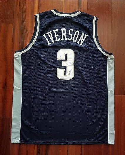 iverson georgetown jersey