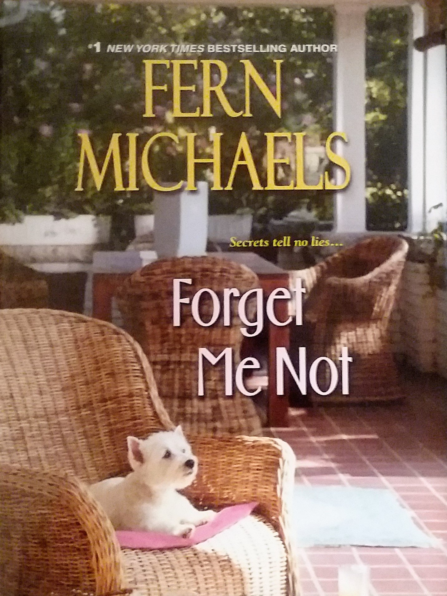 Forget Me Not (LARGE PRINT) ebook