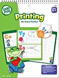 LeapFrog Printing Dry Erase Practice Workbook for Grades K-1 with 16 Flexible Pages