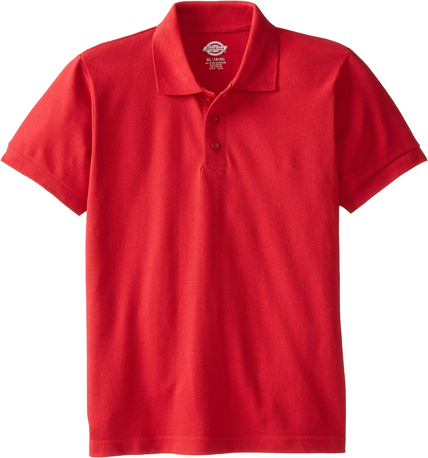 Details about  /Dickies polo Goft Shirts Mens Short Sleeve polo T-shirt #5521