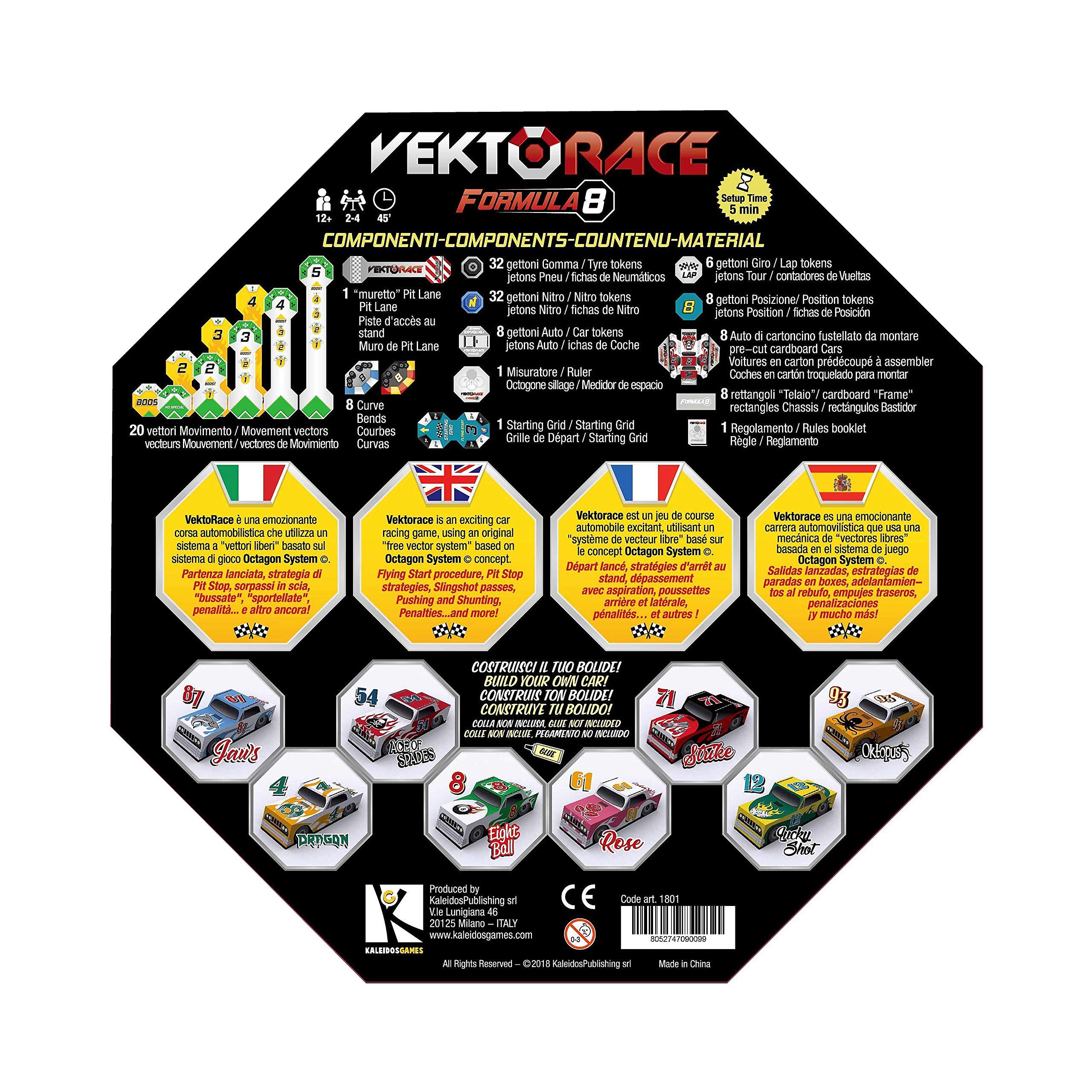 Ghenos Games Vektorace, Multicoloured, VKTR
