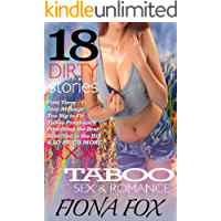 EROTICA: 18 Stories First Time Taboo with the Man of the House Bundle Box Set