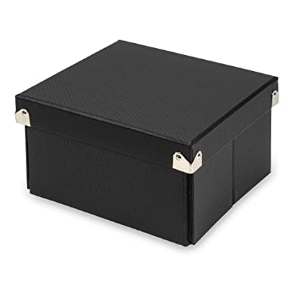 Amazon Samsill Pop N' Store Decorative Storage Box With Lid Gorgeous Small Decorative Storage Boxes With Lids