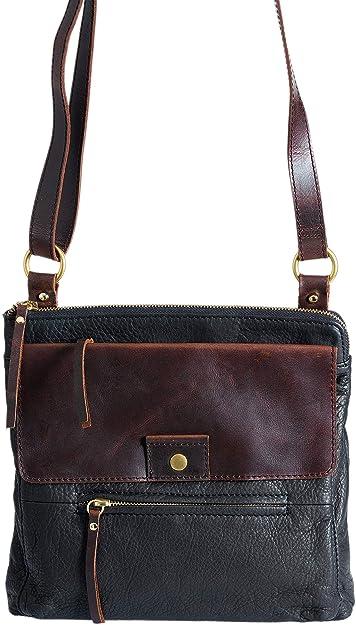 Luna Argentine Leather Crossbody Bag  Handbags  Amazon.com