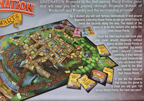 Destination Board Games Hogwarts by Destination Board Games: Amazon.es: Juguetes y juegos