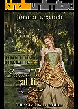 Saved by Faith: An American Historical Romance (The Civil War Brides Book 1)