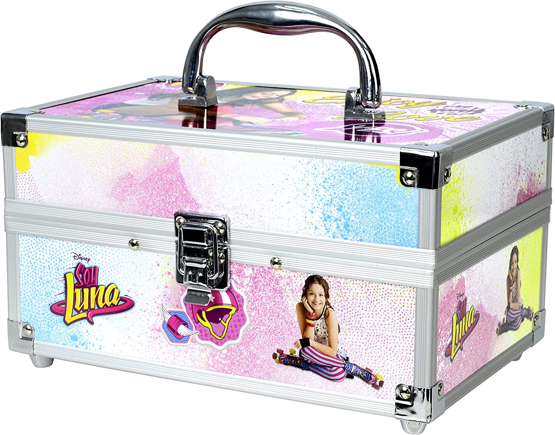 Soy Luna - Maletín de maquillaje (Markwins 9628710): Amazon.es: Juguetes y juegos