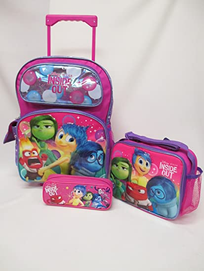 Amazon.com: Inside Out Disney Pixar Large 16