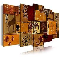 DekoArte 463 Cuadros Modernos Impresión de Imagen Artística