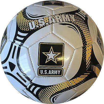 Estados Unidos Ejército Oficial tamaño 5 balón de fútbol por icono ...