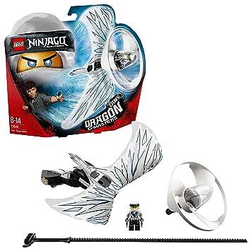 Zane De Maître Ninjago Du Construction Lego 70648 Dragon Jeu 5RL34Ajq