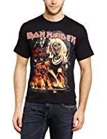 Unknown - Number of the Beast Graphic, T-shirt da uomo