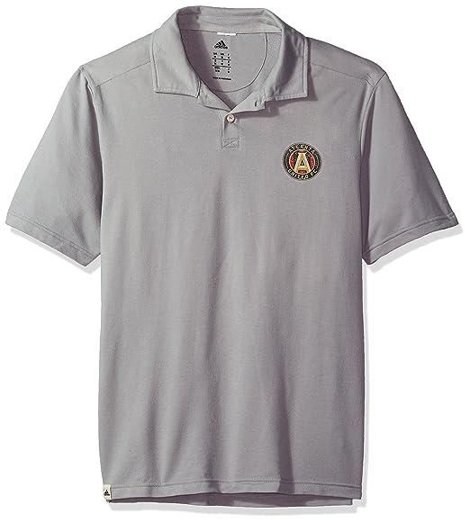 quality design 21a18 88c9f Amazon.com: adidas Atlanta United FC Polo Short Sleeve Shirt ...