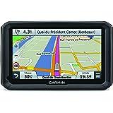 """Garmin Dezl 770 LMT Navigatore per Mezzi Pesanti, Display Capacitivo da 7"""", Mappa Europa con Aggiornamento a Vita e Infotraffico Premium, Nero/Antracite"""