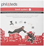 phil&teds Car Seat Adapter For Graco Snugride