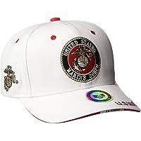 Rapiddominance Marines Military Cap, White