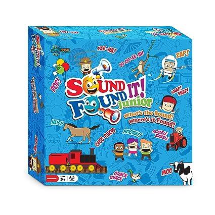 Sound It Found It Game Spiele
