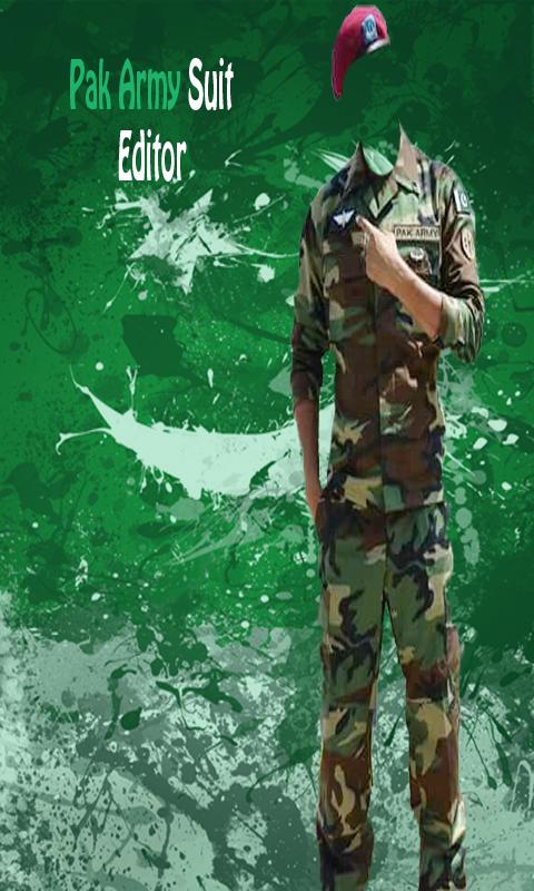 Amazon.com: Pak Commando Army Suit Editor: Appstore for