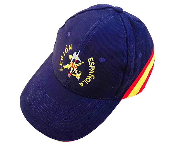 Gorra Bandera de España