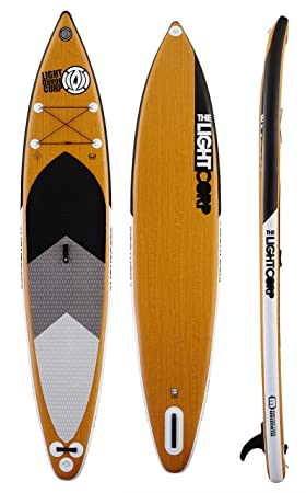 MFT Freeride Tourer 12 6 Inflatable Stand Up Paddle Tabla de Surf