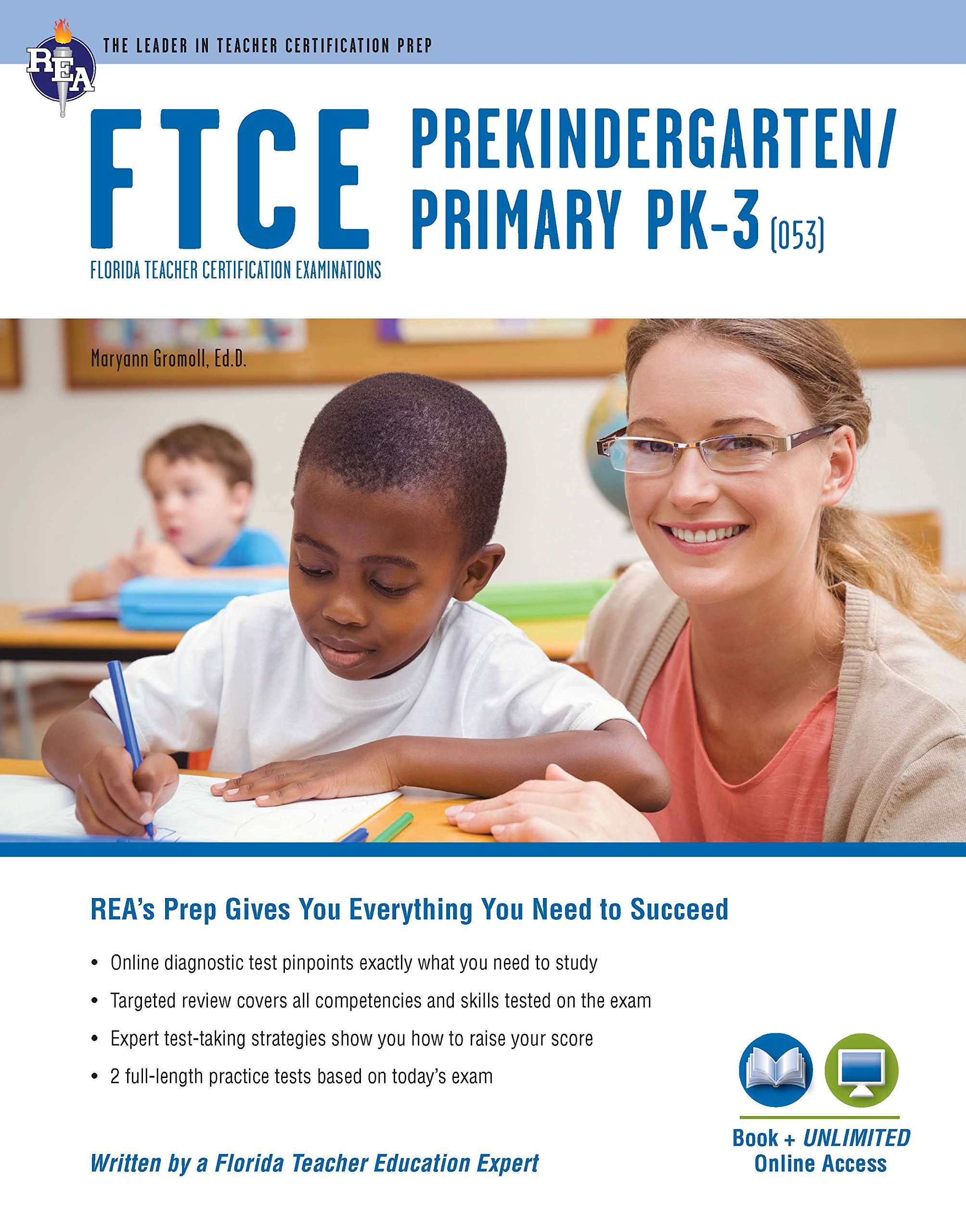 Ftce Pkprimary Pk 3 Book Online Ftce Teacher Certification Test