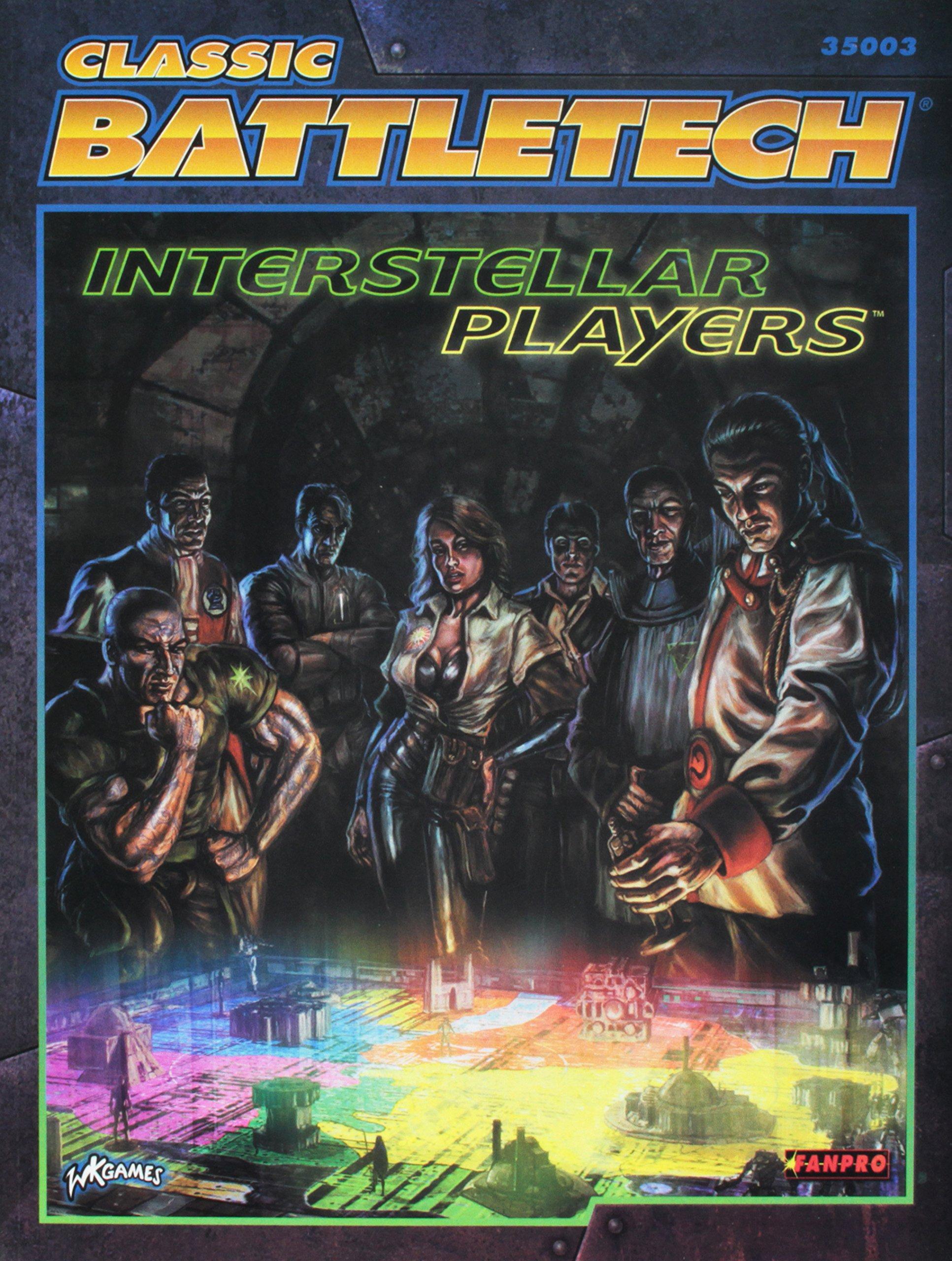 Read Online Classic Battletech: Interstellar Players (FPR35003) ebook