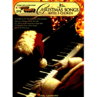 Christmas Songs with 3 Chords: E-Z Play Today Volume219 (E-Z Play Today, 219) book cover