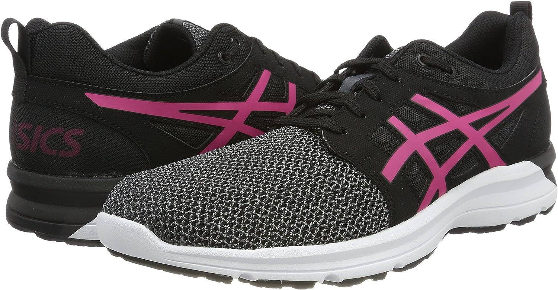 Asics Gel-Torrance, Zapatillas de Entrenamiento para Mujer, Gris (Carbon/Pink Peacock/Black), 41.5 EU: Amazon.es: Zapatos y complementos