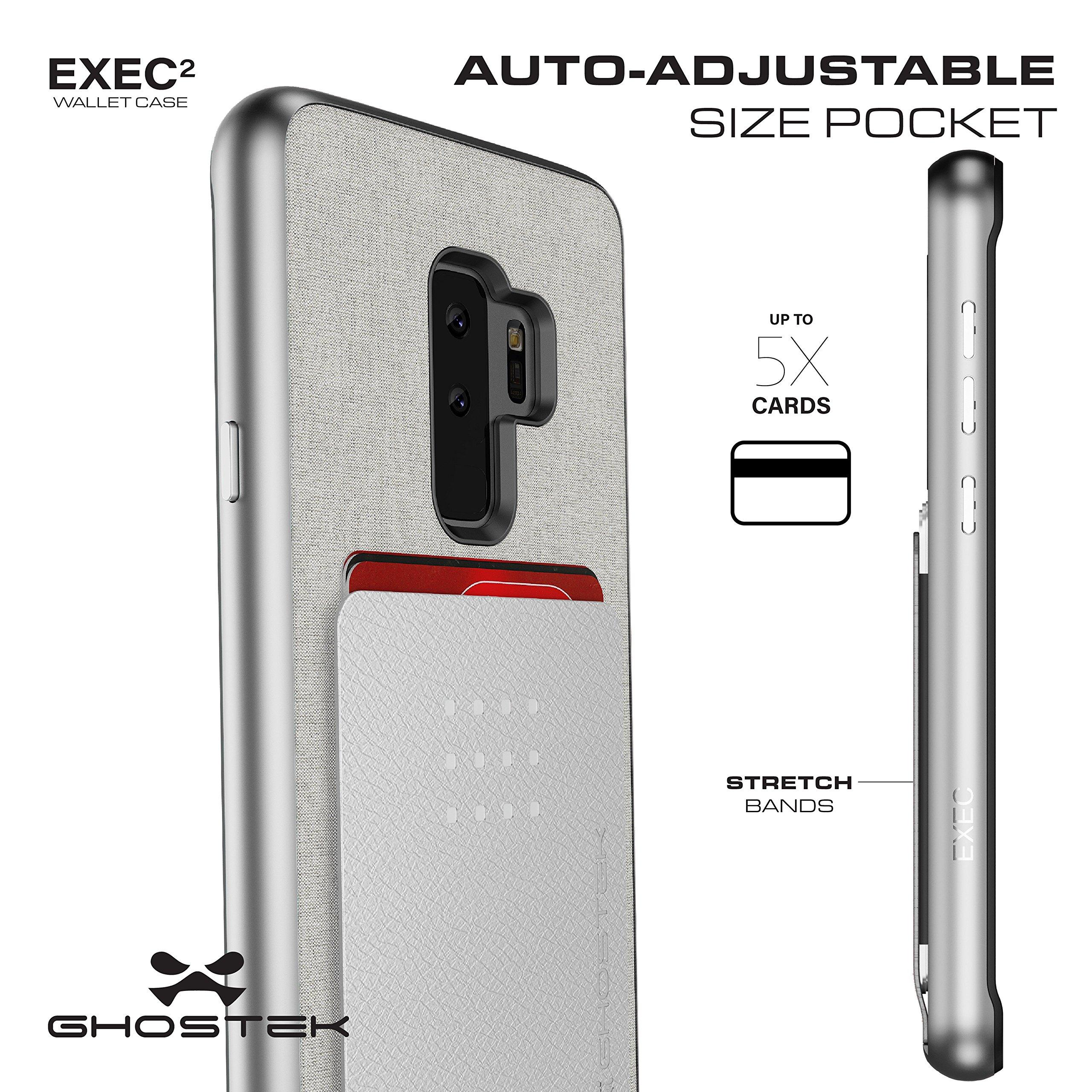 finest selection 6a4eb c21c5 Ghostek Galaxy S9 Plus S9+ Wallet Case - Unboxed