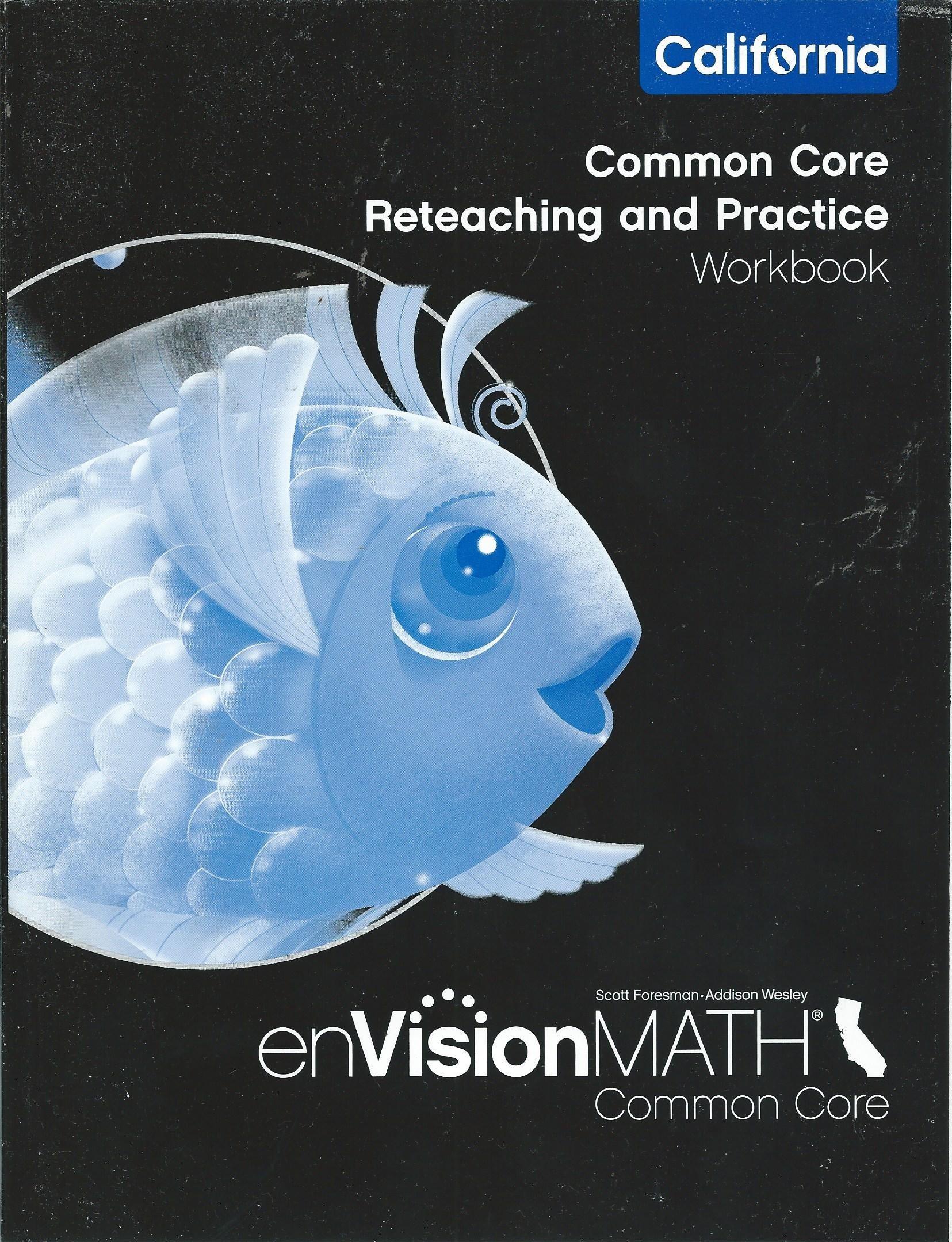 Envision Math California 5th Grade Answers