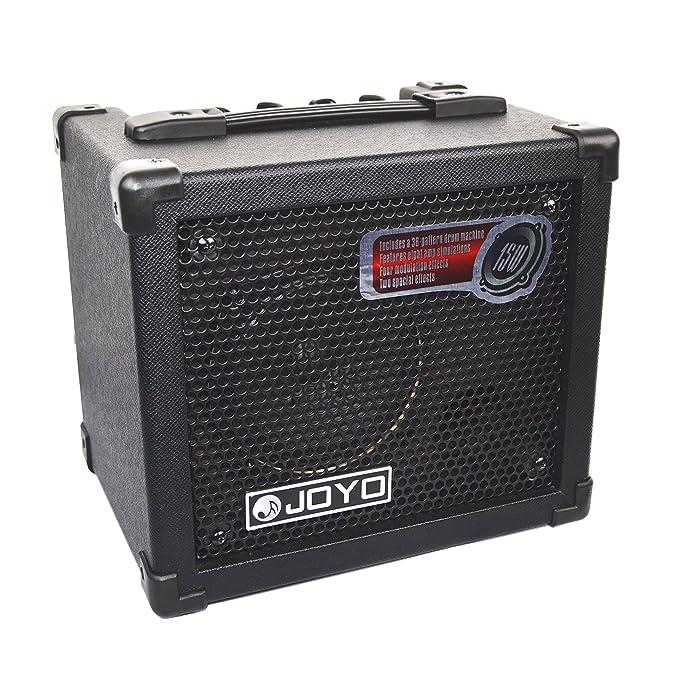 Joyo DC-15 15w Digital Amp - Amplificador con efecto Delay: Amazon.es: Instrumentos musicales