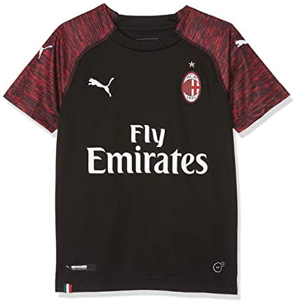 Amazon.com   PUMA 2018-2019 AC Milan Third Football Soccer T-Shirt ... 055b442036a6e