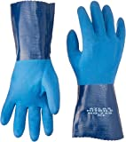 Atlas Glove C720XL Nitrile Pro, Blue, Extra Large