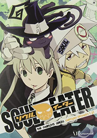 f8841bb1334 Amazon.com  Soul Eater  The Complete Series  Micah Solusod