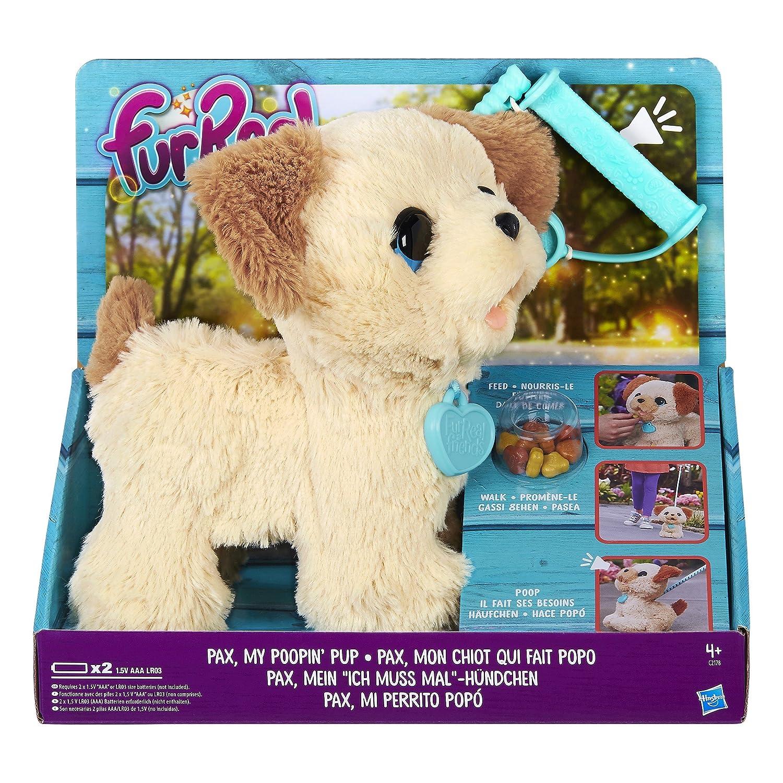 Furreal-Friends-0-Pax-Mon-Chien-Qui-Fait-Popo-C2178EU4-Multicolore miniature 7